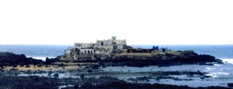 Le marabout de Sidi Abderrahmane 2