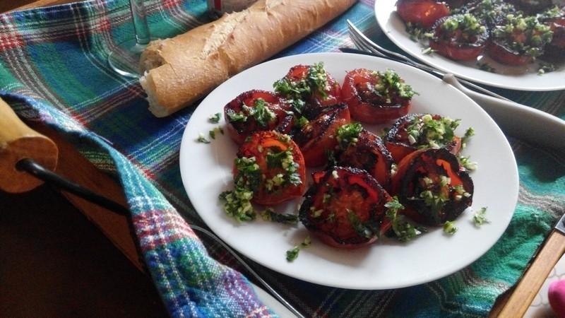tomates à la provençale 1