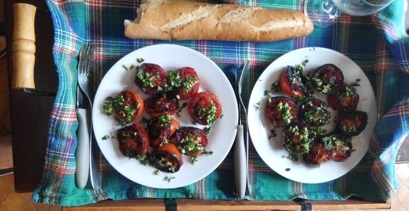 tomates à la provençale 2