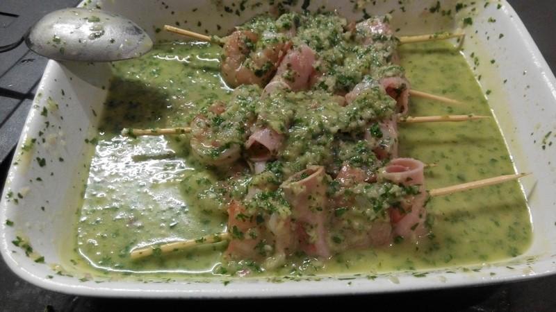 brochettes crevettes saint-jacques